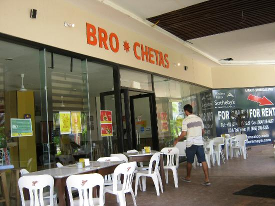 BRO chetas: Last day in this location.