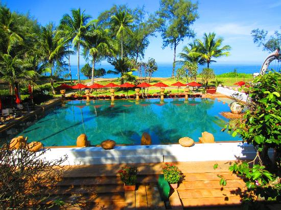 JW Marriott Phuket Resort & Spa: One of the swimming pools