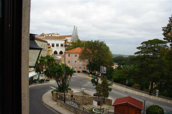 Sintra Boutique Hotel: Our room view