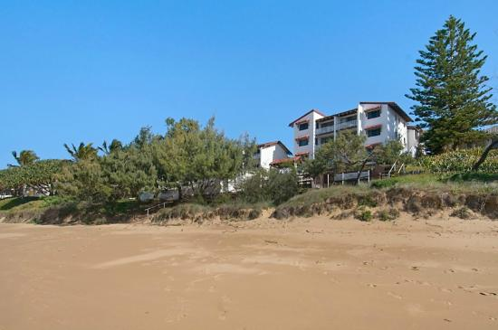 Don Pancho Beach Resort: Beach View