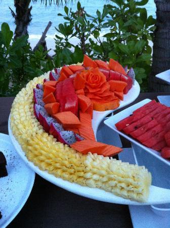 ibis Samui Bophut: BBQ Buffet