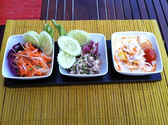 ibis Samui Bophut: 3 Tastes im Taste Restaurant IBIS