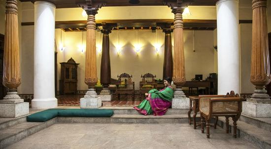 Heritage decor and nicely located - Review of Neemrana's - La Maison  Tamoule, Pondicherry - TripAdvisor - Heritage Decor And Nicely Located - Review Of Neemrana's - La Maison