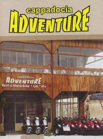 Cappadocia Adventure- Day Tours: brochure