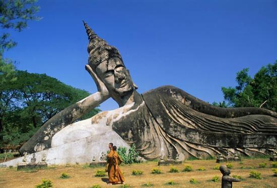 琅勃拉邦照片