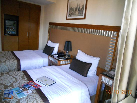 Taksim Park City Hotel: room