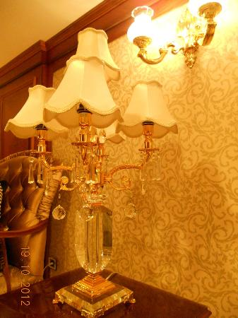 Taksim Park City Hotel: nice interior