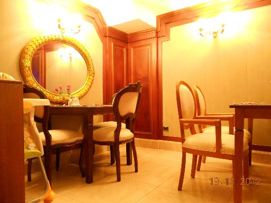 Taksim Park City Hotel: restaurant 