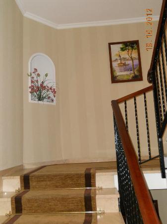 Taksim Park City Hotel: corridor 