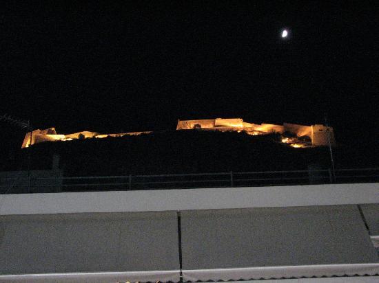 Hotel Elena: View from balcony