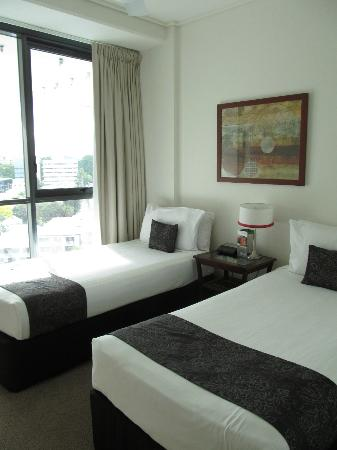 Quest Spring Hill Serviced Apartments: Second Bedroom