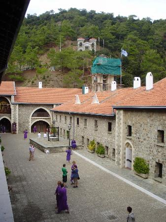 Atlantica Bay Hotel: Monastery