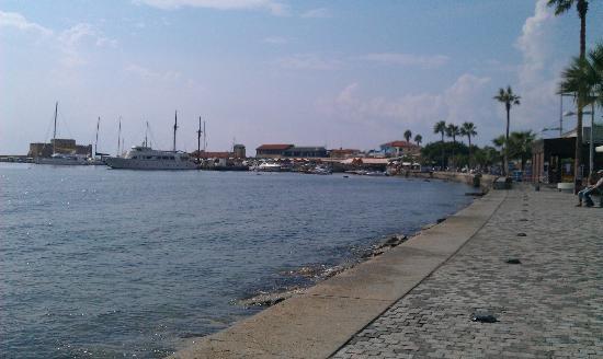 Atlantica Bay Hotel: Paphos visit
