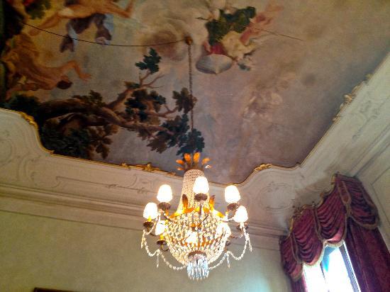 بالاتسو نيكوليني أل دومو: The Ceiling 