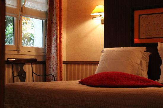 Hotel Relais Monceau: Chambre