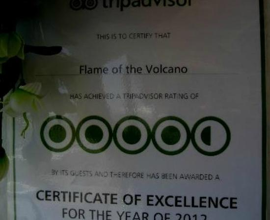 Flame of the Volcano: I helped :)