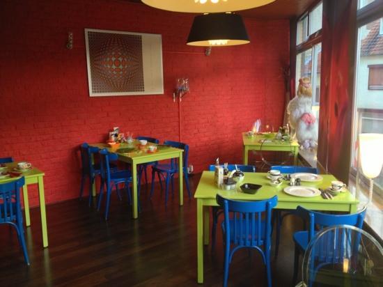 Hotel LeTo : Breakfast area