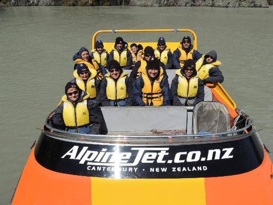 Alpine Jet: heaps of fun had by all!