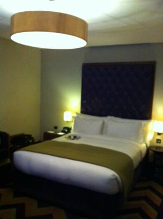 Fitzwilliam Hotel Dublin: Bett