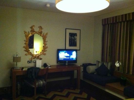 Fitzwilliam Hotel Dublin: Zimmer