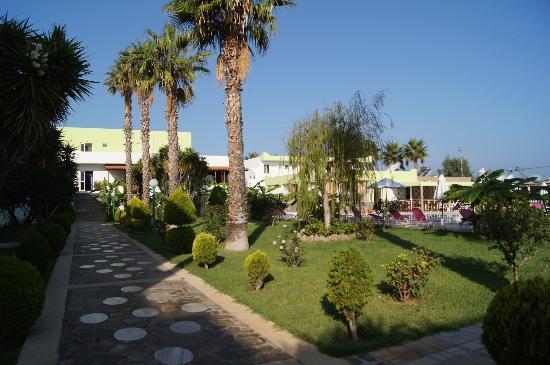 Giakalis Aparthotel: Идем на завтрак