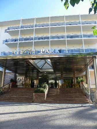 HM Ayron Park: Ayron Park - Novembre 2011