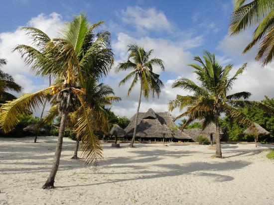 New Bagamoyo Beach Resort: レストラン棟