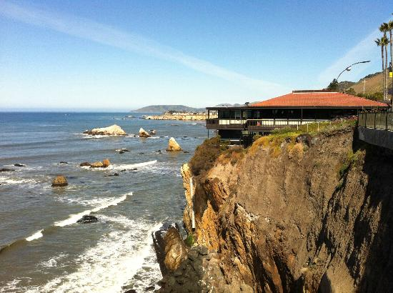 BEST WESTERN PLUS Shore Cliff Lodge: The Ventana Grill