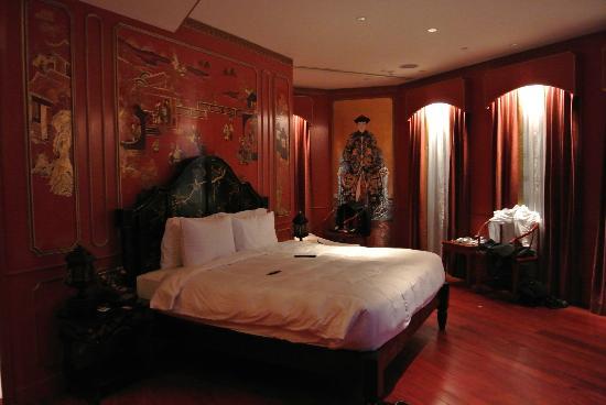 Hullett House: suite Shek'O 