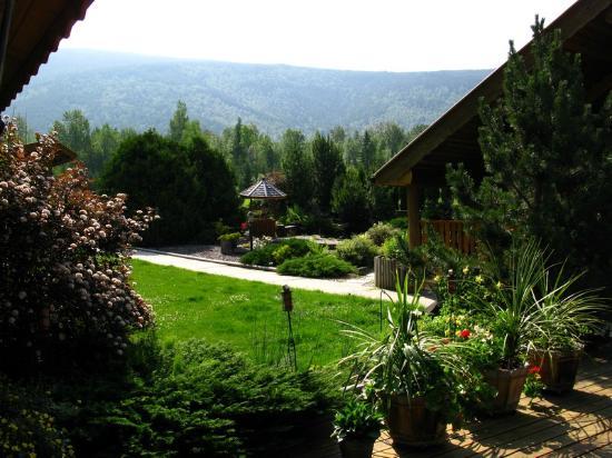 Blue Grouse Country Inn: Gardens