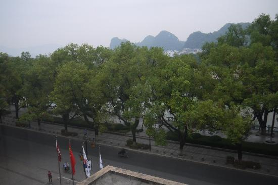 Sheraton Guilin Hotel: from my room