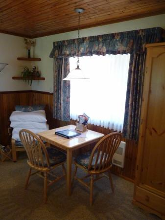 Blue Grouse Country Inn : Room view