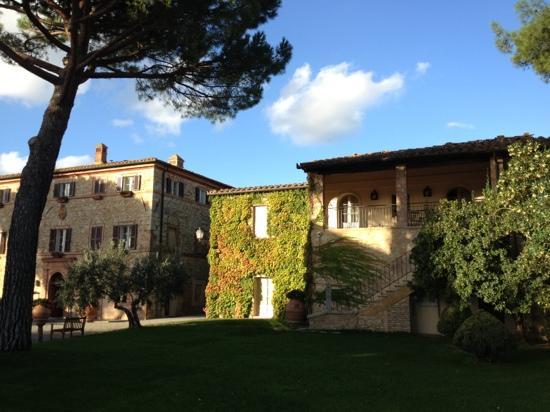 Hotel Borgo San Felice: un po' di borgo