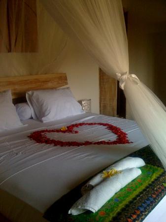 United Colors of Bali: Accueil jeunes mariés