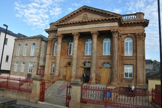Place Architecture Tours: First Derry Presbyterian Church