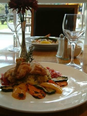 The Britannia Inn: Try our exciting daily changing menu