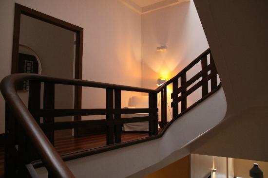 Spot Oporto Hostel: Hall