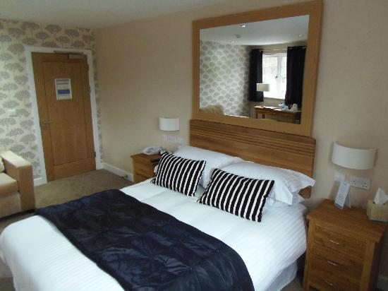"The Britannia Inn: Guest Room ""Pridmouth"""