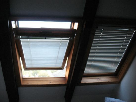 Hotel Svornost: Окна