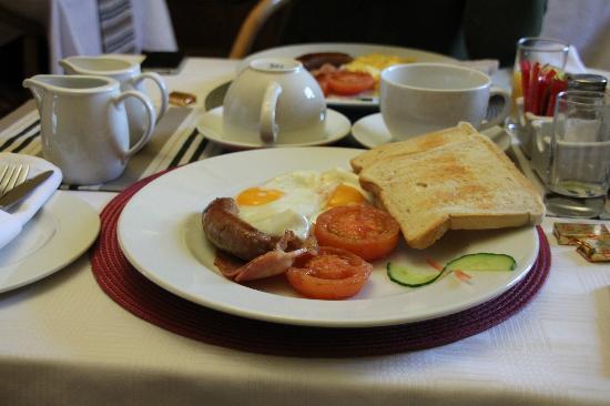 88 Baron van Reede Guesthouse: Breakfast