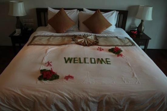 Holiday Inn Resort Phi Phi Island: Room - Welcome