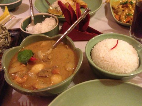 Jintana Thai Restaurant: just lovely