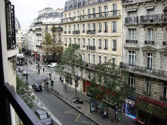 Citadines Republique Paris : Vistas desde la habitación