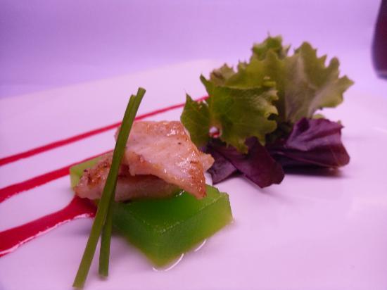 Hi-Res Restaurant: aperitivo di benvenuto