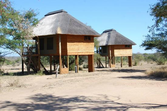 nThambo Tree Camp: The rooms are extremely comfortable and private.