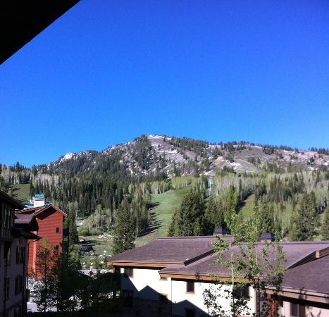 Solitude Mountain Resort: View from condo