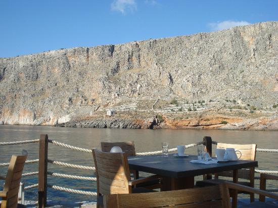 Kyrimai Hotel: restaurant
