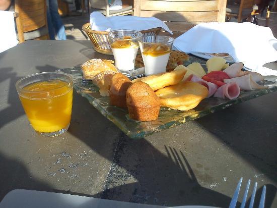 Kyrimai Hotel: breakfast