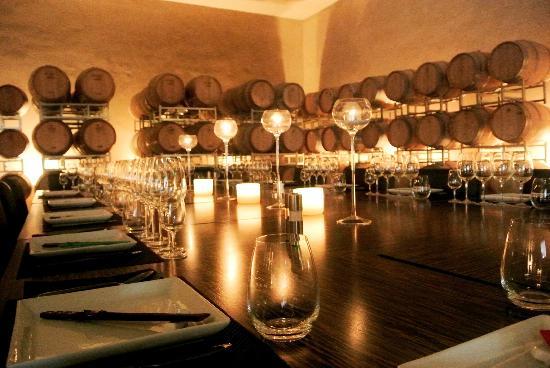 Casarena Restaurante : Casarena - Barrel Room