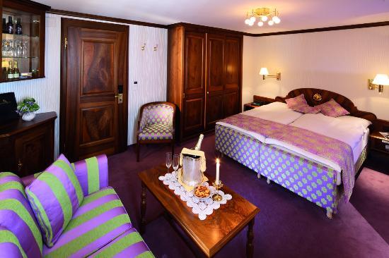 Hotel Sonne Zermatt: Standard Room